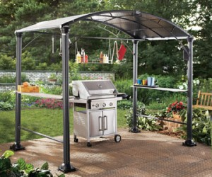 Eclipse Backyard Grill Center
