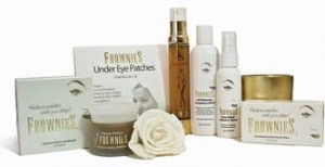 Frownies products