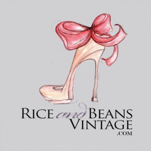 style-and-beauty-rice-and-beans-vintage-logo
