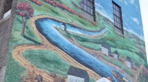 Kelley Square Art Mural